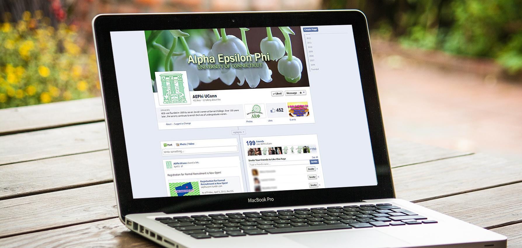 AEPhi Social Media